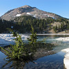 Mt Lassen National Park Northern California : Mt. Lassen National Park, California